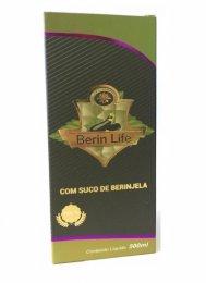Suco de Berinjela (500ml) - 100% Natural