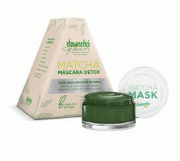 Matchá Mascará Detox (60g)