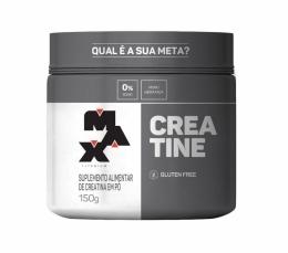 Creatine 150G - Max TitaniumMonoHidratada