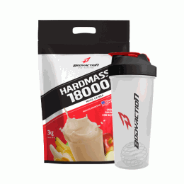Hard Mass (3kg) - coqueteleira