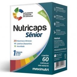 Nutricaps Sênior (60 caps)
